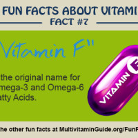 Fun Fact #7: Vitamin F