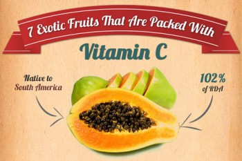 7 Exotic Fruits That Are Packed With Vitamin C