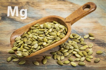 Pumpkin Seeds are a great source of Magnesium