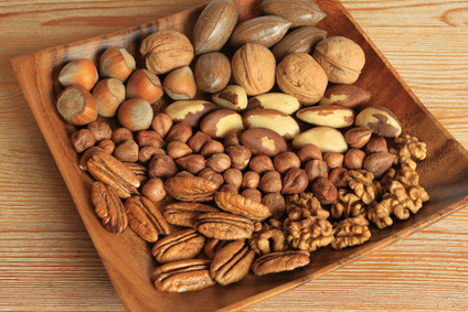 Eating Tree Nuts Improves Heart Health and Helps with ...