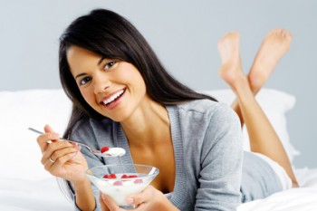 Eating Yogurt Lowers Blood Pressure