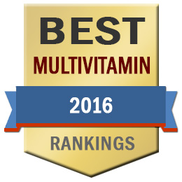 Ranking: Best Multivitamins in 2019