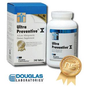 Douglas Labs Ultra Preventative X multivitamins