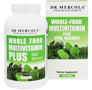 Dr. Mercola Whole-Food Multivitamin Plus review