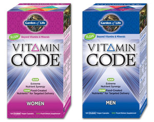 Garden of Life Vitamin Code Multivitamin Review