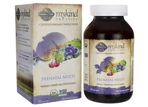 Garden of Life mykind Organics multivitamins review