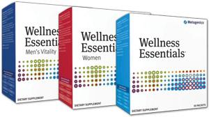 Metagenics Wellness Essentials multivitamins