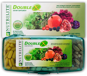 Nutrilite Double X multivitamins