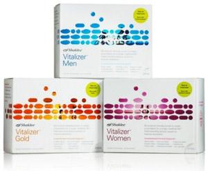 Shaklee Vitalizer multivitamins
