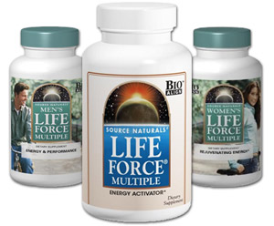 Source Naturals Life Force Multiple review